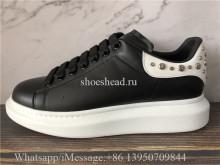 Super Quality Alexander McQueen Oversized Sneaker Black Studs