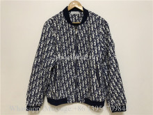 Christian Dior Oblique Jacket Navy Blue