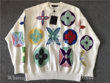 Louis Vuitton Multicolor Monogram Crewneck Sweater