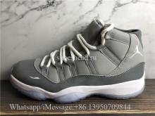 Super Quality Air Jordan 11 Retro Cool Grey