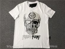 Philipp Plein Skull White Tshirt