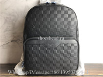 Original Louis Vuitton Campus Backpack Damier Infini Leather Bag
