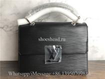 Original Quality Louis Vuitton Grenelle MM Black Bag M53691