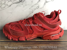 Balenciaga Track 3.0 Trainer Triple Red