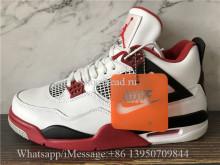 Air Jordan 4 IV Retro Fire Red