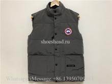 Canada Goose Freestyle Vest Grey Jacket