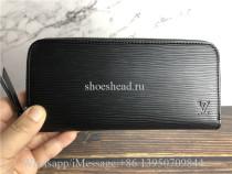 Original Louis Vuitton Clemence Wallet Epi Leather M60915
