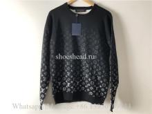 Louis Vuitton Black Sweater(US Size)