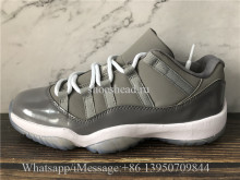 Air Jordan 11 XI Retro Low Cool Grey