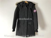 Canada Goose Trillium Parka Down Jacket Women Version