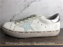 Golden Goose Deluxe Superstar Sneaker White