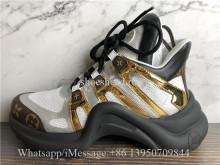 LVXLOL LV Louis Vuitton Archlight Sneaker