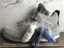 Air Jordan 4 IV Retro Georgetown Hoyas PE
