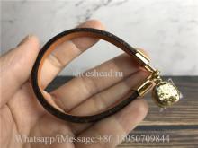 Louis Vuitton LV Tribute Bracelet M6442E