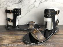 Louis Vuitton Women's Nomad Sandals
