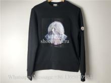 Moncler Black Tshirt