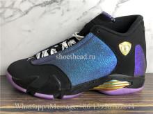 Air Jordan 14 XIV Retro Doernbecher Purple