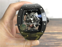 Richard Mille Thrustograph Tourbillon WatchRichard Mille Thrustograph Tourbillon Watch