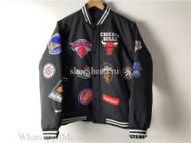Supreme 18ss x NBA Teams Jacket
