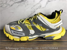 Balenciaga Track 3.0 Trainer Yellow Grey White