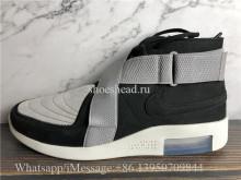 Nike Air Fear Of God Fog 1 Black Grey