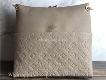 Original Louis Vuitton Maida Hobo Monogram Empreinte Leather Bag M45522