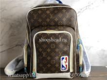 Original Louis Vuitton LVXNBA New Backpack M45581
