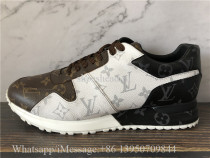 Super Quality Louis Vuitton Run Away Triple Monogram Sneaker