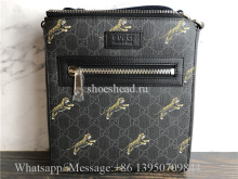 Original Quality Gucci Bestiary Messenger With Tiger Bag