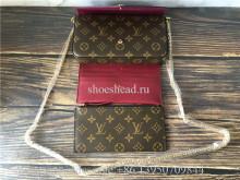 Original Louis Vuitton Felicie Pochette Wallet M61276