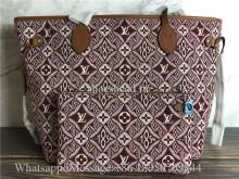 Original Louis Vuitton Since 1854 Neverfull MM Bag M57273