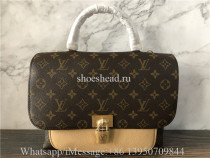 Original Louis Vuitton Marignan Monogram Sesame Messenger Bag M44257