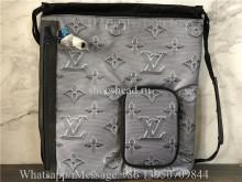 Original Louis Vuitton Drawstaring Backpack M44940