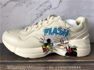 Super Quality Gucci x Disney Rhyton Donald Dunk Sneaker