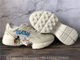 Super Quality Gucci x Disney Rhyton Donald Dunk Sneaker