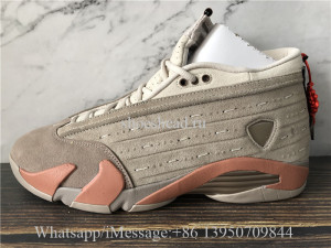 Clot x Air Jordan 14 XIV Low SP Terracotta