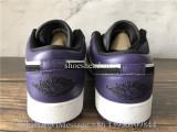 Air Jordan 1 Retro Low Court Purple