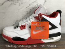 Air Jordan 4 IV Retro Fire Red