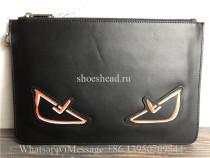 Fendi Messenger Black Bag