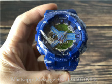 G-SHOCK Analog-Digital GAX100CSA-2A Men's Watch Dark Blue