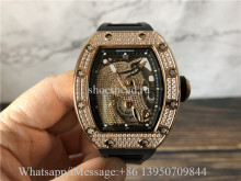 Richard Mille Watch Diamond