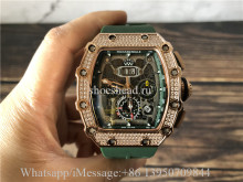 Richard Mille Watch Green