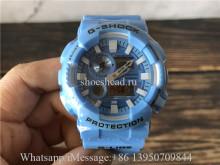 G-SHOCK Analog-Digital GAX100CSA-2A Men's Watch Blue