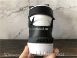 Ambush x Nike Dunk High Black White
