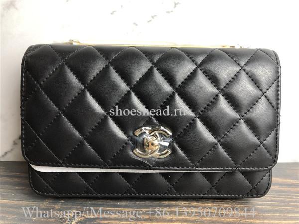 Original Quality Chanel Gold  Metal Flap Mini Bag