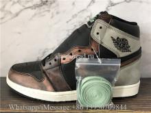 Air Jordan 1 Retro High OG Fresh Mint Patina