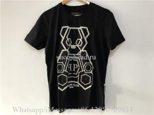 Philipp Plein Black Tshirt