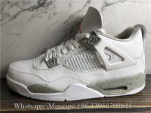 Air Jordan 4 IV Retro White Oreo