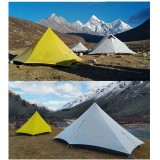 3F UL Portable Ultralight Tent For 1 Person