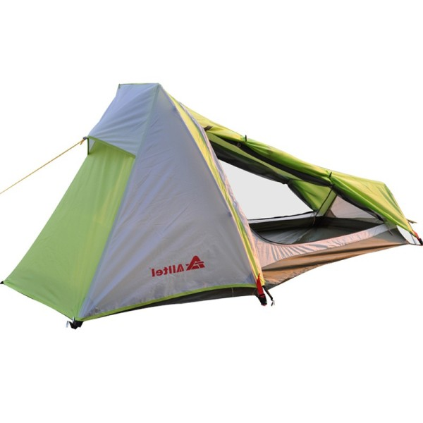 ALLTEL Journey Solo 1 Person Backpacking Tent, Green